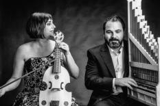 Alberto Barea y Carmen Hidalgo